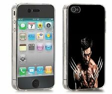 Wolverine Iphone Case (Fits Iphone 4/4s, 5c, 5/5s, 6)