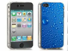 Water Drops Iphone Case (Fits Iphone 4/4s, 5c, 5/5s)