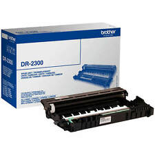 GENUINE BROTHER DR2300 ORIGINAL BLACK IMAGING DRUM UNIT (DR-2300)