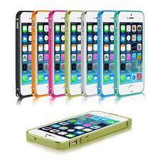 Aluminium Metal Bumper Case Cover For Apple iPhone 5 5G 5S