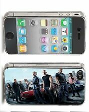 Fast & Furious Iphone Case (Fits Iphone 4/4s, 5c, 5/5s) Cast 6