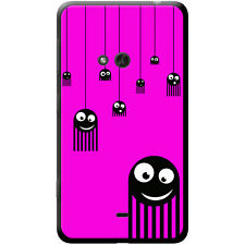 Monster Spiders Hard Case For Nokia Phone Models