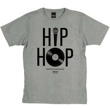 Dephect T-Shirt - Hip Hop - Heather Grey