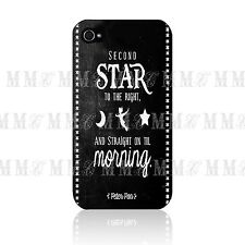 Peterpan Star Tinker Bell Quotes Case For iPhone iPod Samsung Galaxy S