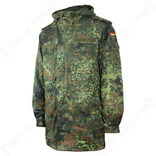 Repro Flecktarn Camo GERMAN ARMY Field JACKET with Removable Liner- All Sizes