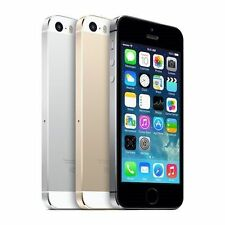 Apple iPhone 5s 16GB 32GB 64GB Gold Silver Grey Unlocked ATT Tmobile Smartphone