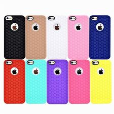 High Quality Designer Football Texture Soft TPU Back Cover For Apple iPhone 5/5S