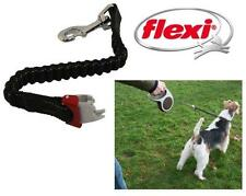 Flexi pet dog soft stop belt. Stops jolting. Use with Vario lead. Sml/Med/Large