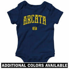 Arcata 707 One Piece - Cali Humboldt Bay Baby Infant Creeper Romper - NB to 24M