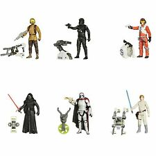 Star Wars The Force Awakens 3.75 inch Toy Action Figures Hasbro B3445 Kylo , Poe