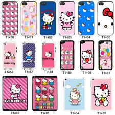Hello Kitty cover case for Apple iPhone iPod & iPad - T45
