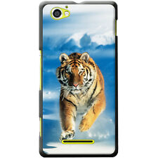 Wild Tiger Hard Case For Sony Xperia M (C1904, C1905)