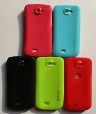 Micromax Canvas Engage A 091 Soft Silicon Back Cover Cases