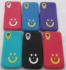 Micromax Bolt A 082 Soft SiliconBack Cover Cases/Tempered Glass