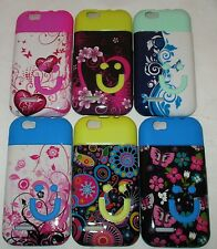 Micromax Bolt A 40 Smiley Back Cover Cases/Flip Cover