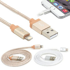 Apple Certified MFI C-Smartlink 8-Pin Lightning  Sync Charger USB Cable Cord