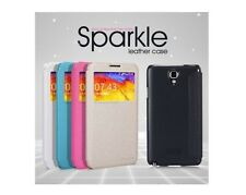 Nillkin Sparkle Leather Flip Book Dairy Cover Case For Samsung Galaxy Note 3 Neo