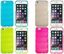Kolorfish Fine Quality Stylish Silicon Back Case For iPhone5 5S  -- Bullet Proof