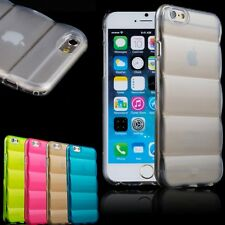 Kolorfish Fine Quality Stylish Silicon Back Case For iPhone 6 6S -- Bullet Proof