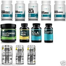 Vitamina D integratore Multivitaminico Caps Green Omega CLA Carnitine Glutamine
