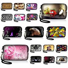 Waterproof Case Pouch Hand Strap Carry Bag For Canon IXUS Pocket Camera