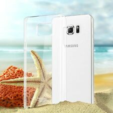 Imak Thicker Crystal Transparent Back Cover for Samsung Galaxy Note 5 Dual