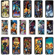 Superhero Marvel Comic Case Cover for Apple iPod Touch 4 5 4th 5th Gen
