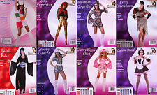 Adult Women ladies Fancy Dress Halloween Party Costume Large Variety / Sizes