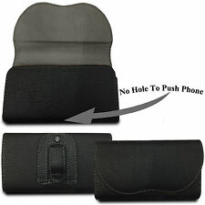 Belt Clip Loop Holster Leather Pouch Case Cover Holder for iPhone 6S 6