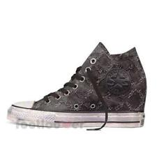 Scarpe Converse All Star Canvas 547196c sneakers casual donna Dark Grey