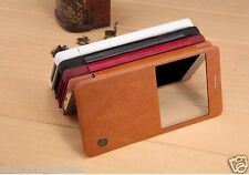 Nillkin | Qin Leather Window  Flip Cover Case For Samsung Galaxy Note 5