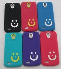 Karbonn A 19 Soft Silicon Back Cover Cases/Screen Guard