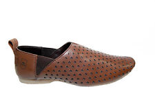 DERBY BRANDED CASUAL LEATHER LOAFERS IN TAN COLORS MRP 2399 10% DISCOUNT 2160