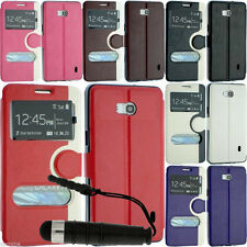 NEW NICE LEATHER WALLET FLIP POUCH COVER CASE STAND FOR NOKIA LUMIA ICON 930 929