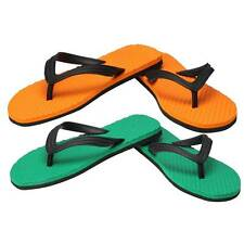 Hawalker wonder Green and wonder Orange Combo Rubber Flip Flops
