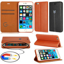 NEW DESIGNER LEATHER STYLISH THIN FLIP WALLET STAND CASE COVER FOR MOBILE PHONES