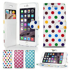 Protect Magnetic Leather Book Flip Case Cover For All Apple Ipod & Iph