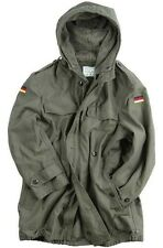 BRAND NEW CLASSIC GERMAN ARMY NATO PARKA MILITARY COMBAT LINED WINTER COAT S-6XL