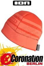 ION Neo Stripe Beanie 2,5 Orange Neoprenhaube Neopren Hauben Kite mütze Kiteboar
