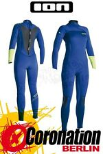 Ion Jewel Semidry 5,5 DL Frauen Neoprenanzug blue Wetsuit