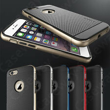 New Hard Back Case Cover for Apple iPhone FREE Screen Protector