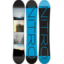 Tavola da Snowboard Nitro TEAM EXPOSURE GULLWING 2016