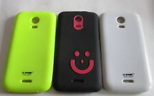 Micromax Canvas Turbo Mini A 200 Soft Silicon Back Cover Cases/Screen Guard
