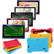 iRULU 7 inch Tablet PC 16GB Quad Core Google Android 4.4 Pad 3G w/ Silicon Case