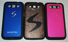 Samsung Galaxy Grand Quattro i8552/i8550 Hybrid Back Cover Cases/Tempered Glass