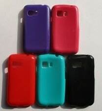 Samsung Galaxy Star 2 G 130 Soft Silicon Back Cover Cases/Screen Guard/Tempered