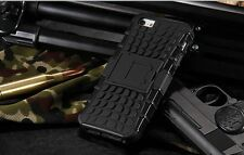 mStick Tyre KickStand Hybrid DeskStand Back Cover Case For Apple iPhone 5/5S