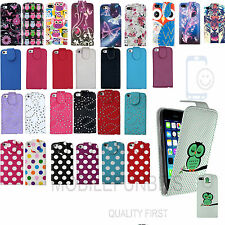 LEATHER WALLET FLIP CASE COVER FOR APPLE IPHONE 3 3G 3GS ***£1.99 FOR