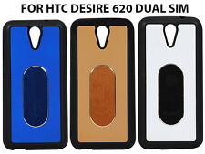 Exclusive Rubberised Back Case Cover For HTC DESIRE 620 DUAL SIM