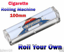 100mm Long Easy Manual Tobacco Roller Hand Cigarette Maker Rolling Machine Tool
